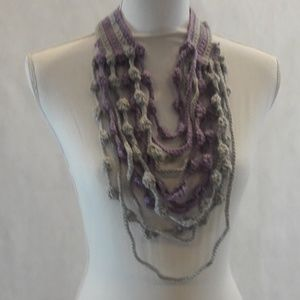 Maxi Collar, Necklace, handcrafted, layers